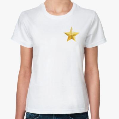 Классическая футболка 9 Мая