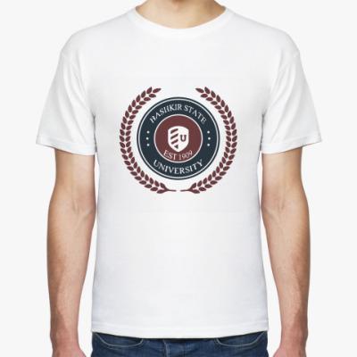 Футболка БашГУ
