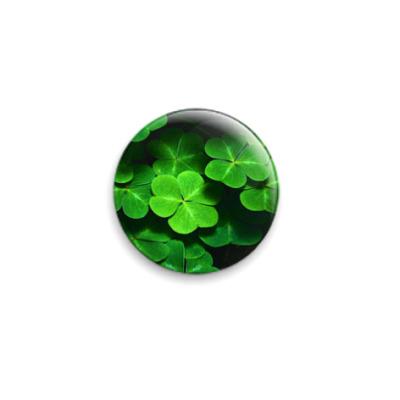 Значок 25мм St.Patrick.