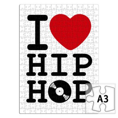 Пазл    I Love I Love Hip Hop