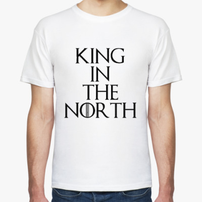 Футболка KING IN THE NORTH