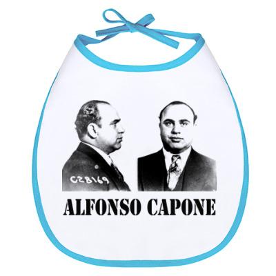 Слюнявчик Аль Капоне