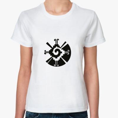 Классическая футболка Hunab Ku