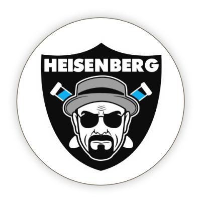 Костер (подставка под кружку) Heisenberg Raiders