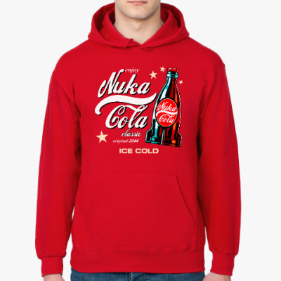 Толстовка худи Nuka-Cola Corporation