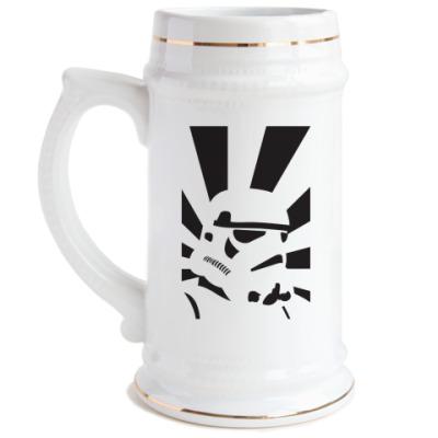 Пивная кружка Вейдер