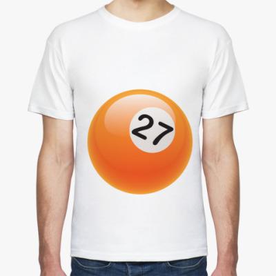 Футболка   Шар 27