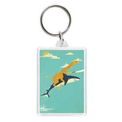 Жираф+акула
