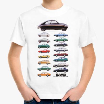 Детская футболка True Saab