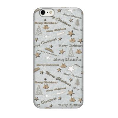 Чехол для iPhone 6/6s Счастливого Рождества