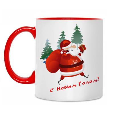 Кружка Дед Moroz