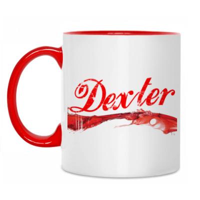 Кружка Декстер-кола