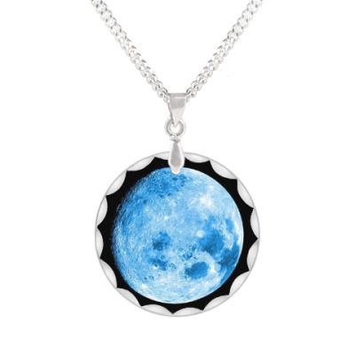 Кулон Geo Moon