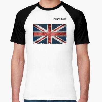 Футболка реглан  'LONDON 2012'