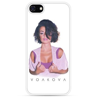 Чехол для iPhone Юля Волкова (iPhone 5/5S)