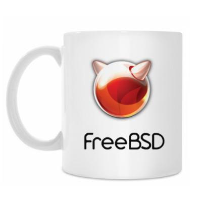 Кружка BSD