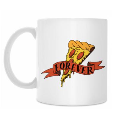 Кружка Pizza forever