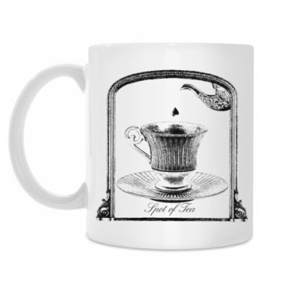 Кружка Приятного чаепития