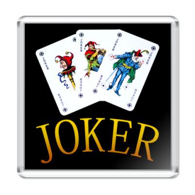 Магнит «Joker»