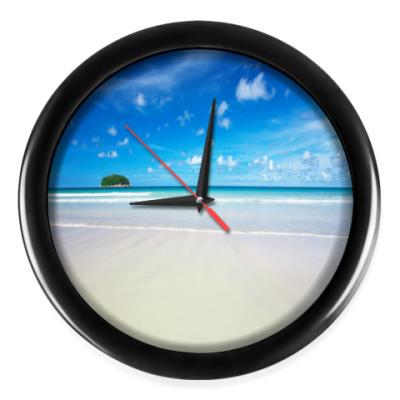 Настенные часы Summer Beach