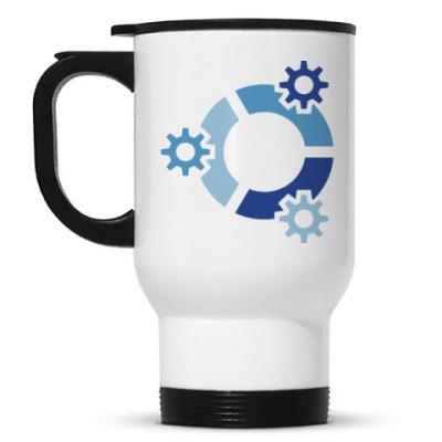 Кружка-термос Kubuntu