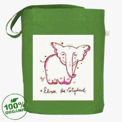 Сумка Розовый слон