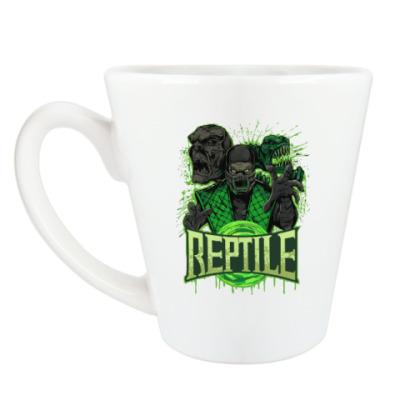 Чашка Латте Reptile