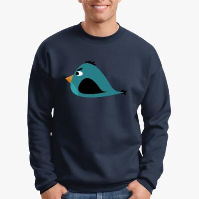 Свитшот Злая птица