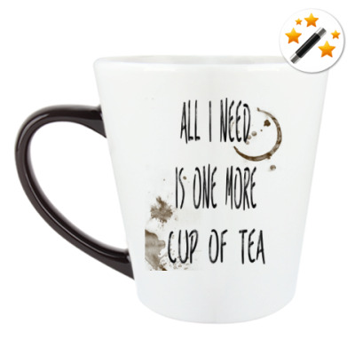 Кружка-хамелеон Чашка чая