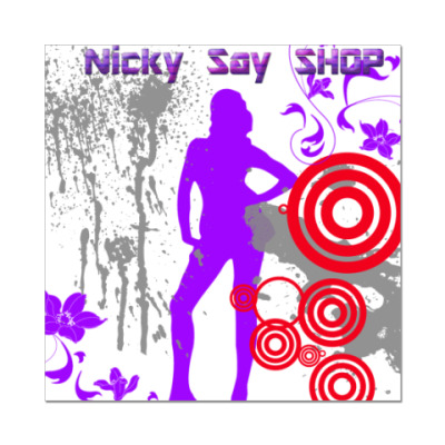Nicky Say SHOP
