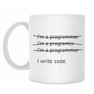 Кружка Я программист