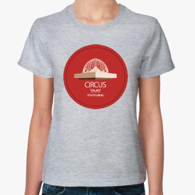 Женская футболка CIRCUS