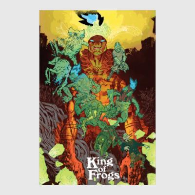 Постер Царь Лягушек
