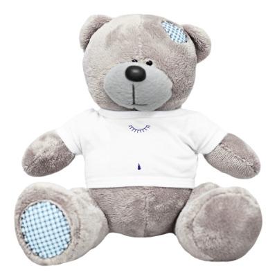 Плюшевый мишка Тедди A tear