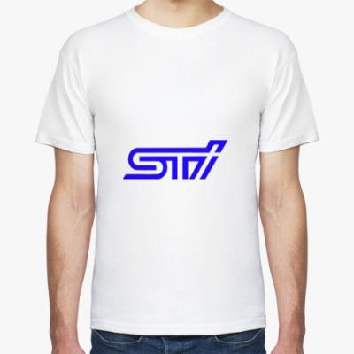 Футболка STI