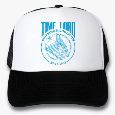 Кепка-тракер Time Lord