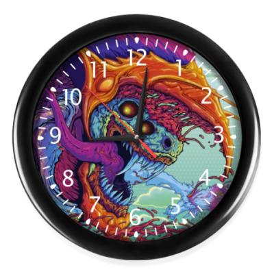 Настенные часы Hyper Beast
