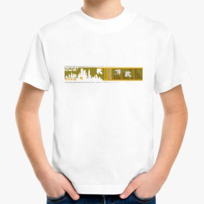Детская футболка Design