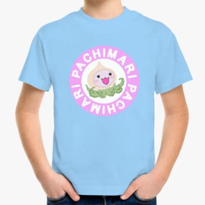 Детская футболка  Pachimari  Overwatch
