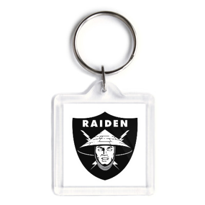 Брелок Raiden Raiders