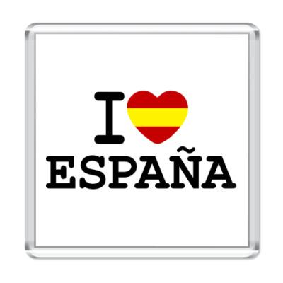 Магнит  I Love España