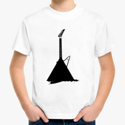 Детская футболка 'Triangle'