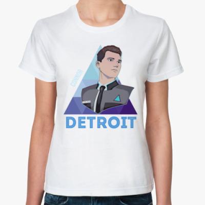 Классическая футболка Connor Detroit