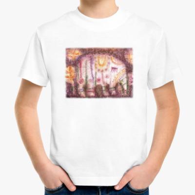 Детская футболка Слоник