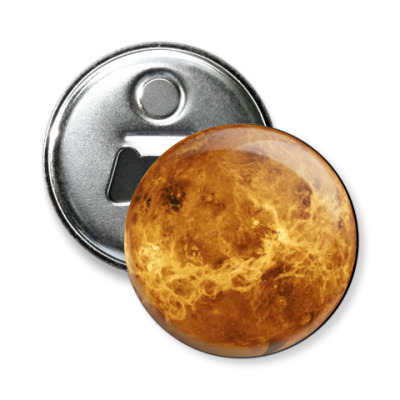 Магнит-открывашка Венера