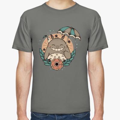 Футболка Smile Totoro