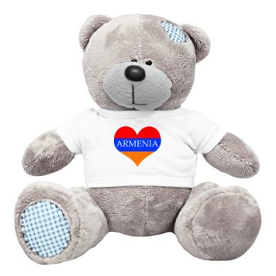 Плюшевый мишка Тедди Сердце, Армения