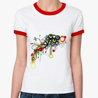 Женская футболка Ringer-T   ()