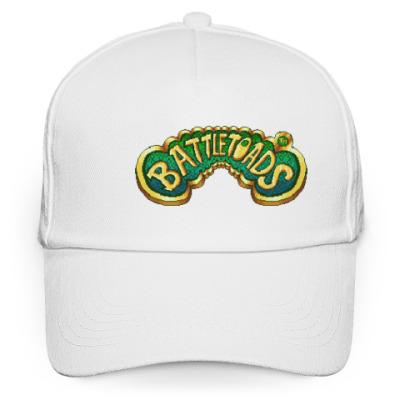 Кепка бейсболка Battletoads