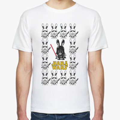 Футболка Hare Wars